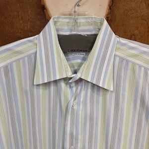 Hermes Shirts - HERMES oxford